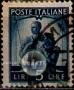 Serie de sellos Italia nº 0493 (o)