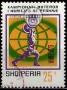 Serie de sellos Albania deportes Nº 1473 (o)