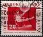 Serie de sellos Alemania deportes Nº 0423 (o)