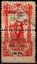 Serie de sellos Marruecos español nº 072 (*)
