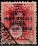 Serie de sellos Marruecos español nº 086 (o)