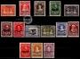 Serie de sellos Tánger español nº 023/36 (*)