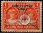 Serie de sellos Tánger español nº 023 (**)