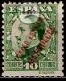 Serie de sellos Tánger español nº 064 (**)