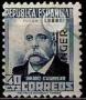 Serie de sellos Tánger español nº 093 (*)