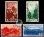 Serie de sellos Japón nº 0512/15 (**)
