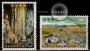Serie de sellos Japón nº 0619/20 (**)