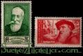 Serie sellos Francia 0343/44 (**). Intelectuales desempleados