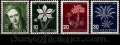Serie de sellos Suiza nº 0433/36 (*)