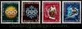Serie de sellos Suiza nº 0449/52 (*)