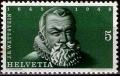 Serie de sellos Suiza nº 0453 (**)