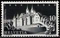 Serie de sellos Suiza nº 0454 (**)