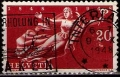 Serie de sellos Suiza nº 0455 (o)