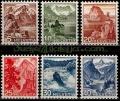Serie de sellos Suiza nº 0461/66 (*)