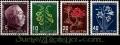 Serie de sellos Suiza nº 0467/70 (*)