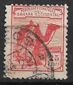 Serie de sellos Sahara español nº 005 (o)