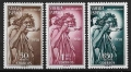 Serie de sellos Sahara español nº 083/85 (**)