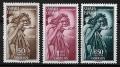 Serie de sellos Sahara español nº 083/85 (*)