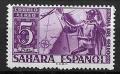 Serie de sellos Sahara español nº 086 (**)