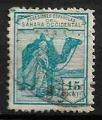 Serie de sellos Sahara español nº 003 (o)