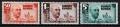 Serie de sellos Sahara español nº 088/90 (**)