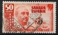 Serie de sellos Sahara español nº 088 (o)