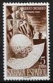 Serie de sellos Sahara español nº 097 (*)