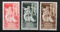 Serie de sellos Sahara español nº 101/03 (**)