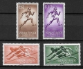 Serie de sellos Sahara español nº 112/15 (**)