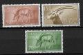 Serie de sellos Sahara español nº 123/25 (**)