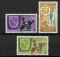 Serie de sellos Sahara español nº 130/32 (**)