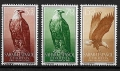 Serie de sellos Sahara español nº 139/41 (**)