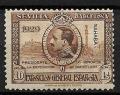 Serie de sellos Sahara español nº 035 (*). LIG. RASPON