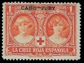 Serie de sellos Cabo Juby nº 026 (*)