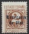 Serie de sellos Ifni nº 002 (**)
