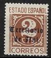 Serie de sellos Ifni nº 037 (*)