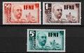 Serie de sellos Ifni nº 073/75 (**)