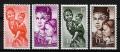 Serie de sellos Ifni nº 114/17 (**)