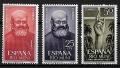 Serie de sellos Rio Muni nº 37/39 (**)