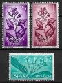 Serie de sellos Rio Muni nº 42/44 (**)