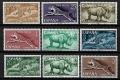 Serie de sellos Rio Muni nº 48/56 (**)