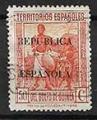 Serie de sellos Guinea Española nº 225 (o)