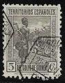 Serie de sellos Guinea Española nº NE 11 (o)