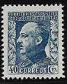 Serie de sellos Guinea Española nº 261 (s/g)