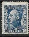 Serie de sellos Guinea Española nº 261 (o)