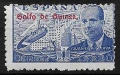 Serie de sellos Guinea Española nº 268 (**)