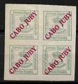 Serie de sellos Cabo Juby nº 005 (*)