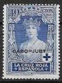 Serie de sellos Cabo Juby nº 034 (**)