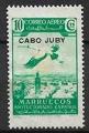 Serie de sellos Cabo Juby nº 103 (*)