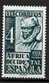 Serie de sellos Africa Occidental nº 001 (**)